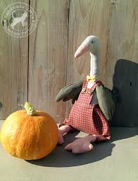 Sewing Patterns Home Decor Christmas Goose Sewing Pattern Linen Toy Goose Home Decor Pdf