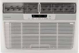 frigidaire ffrh0822r1 8 000 btu room air conditioner with 7 000