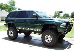 1999 dodge durango 4x4 99 dodge durango lifted automotive