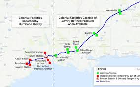 Lake Charles Louisiana Map by Colonial Pipeline Co Delays Reopening Of Pipelines News U0026 Observer