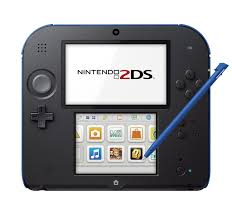 2ds emulator android nintendo 2ds electric blue nintendo 3ds nintendo