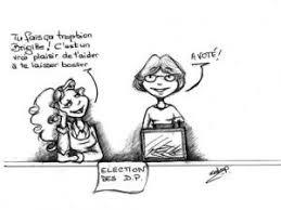 dessin humoristique travail bureau l important c est de participer par zesheep