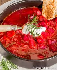 country style borscht art and the kitchen