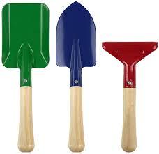 amazon com kangaroo u0027s kids garden tools gardening tools for kids