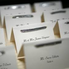 diy place cards diy wedding place cards easy and my wedding songs