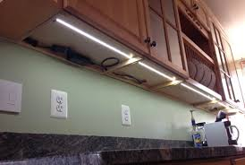 under cabinet angle power strip gallery task lighting yeo lab