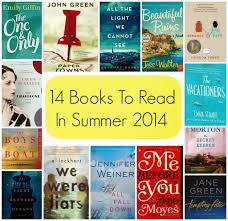 14 books to read in summer 2014 the chirping moms