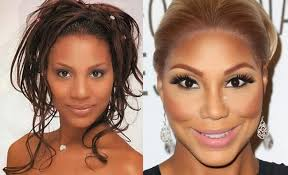 tamar braxton nose job before after braxton before and after plastic surgery