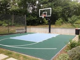 Backyard Basketball Hoops Platinum Basketball System Belongs In The Backyard Basketball