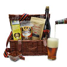 Oklahoma Travelers Beer images Beer snack basket cocktail craft beer gifts chelsea market jpg