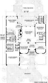 Mediterranean Style House Plans by Mediterranean Style House Plan 6 Beds 5 50 Baths 5445 Sq Ft Plan