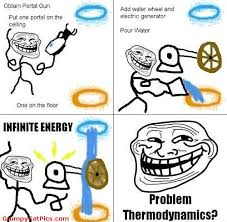 Memes Problem - funny troll face meme comics problem with thermodynamics funny