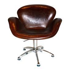 fauteuil de bureau marron fauteuil cuir bureau bureau en fauteuil de bureau cuir marron et