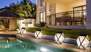Outdoor Lighting House by Summer Outdoor Lighting Ideas