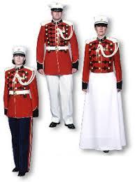 marine band uniform