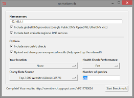 Download Linux Dns Server Software by Test Your Dns Server U0027s Speed Response Time Thomas U0027 Miniblog