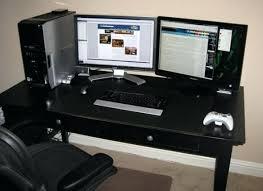 Pro Gaming Desk Computer Desk Setup Ideas Computer Desk Setup Gaming Desk Pro