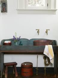 Rustic Wood Bathroom Vanity - rustic wood bathroom vanity houzz