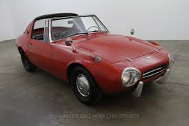 Classic Cars For Sale In Los Angeles Ca 1968 Toyota S800 Left Hand Drive Beverly Hills Car Club