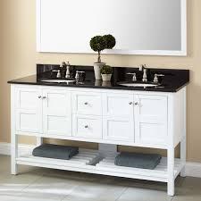 Bathroom Vanity With Shelf by 60
