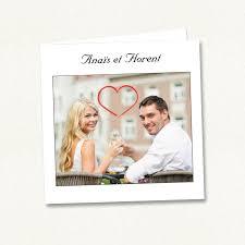 faire part mariage avec photo faire part mariage avec votre photo imprimerie rapide