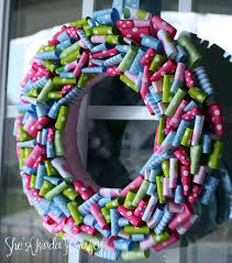 spring wreaths for front door top 5 crafty spring wreaths club chica circle where crafty is