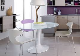 mignon table de cuisine et chaises design chaise eliptyk