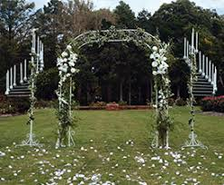 wedding arches dallas tx wedding rentals