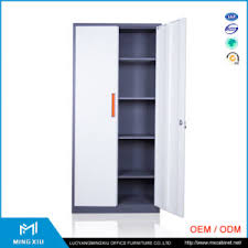 Cheap Storage Cabinets With Doors China Mingxiu 2 Door Metal Clothes Storage Cabinet Cheap Steel