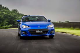 car subaru brz 2017 subaru brz first drive review motor trend