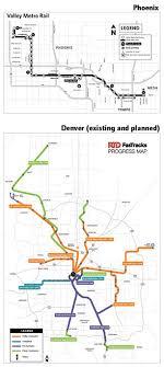 denver light rail expansion map light rail enters the west s most sprawling metropolis