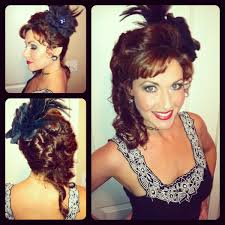 halloween party girls saloon hairstyle hairstyles i love pinterest