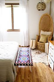 How To Hang Curtains Around Your Bed Hang A Curtain Around Your Bed How To Make Your Bedroom Cosy