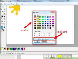 microsoft paint color codes ideas fileflip blog how to get color