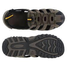 hiking boots s australia ebay hi tec shore s hiking suede leather sandals closed toe