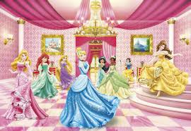 disney princess bird flower castle wallpaper wall murals art disney princess wall murals image permalink