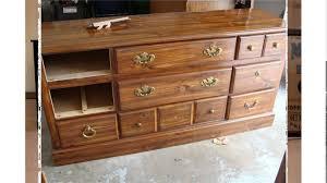 Bedroom Furniture Pulls by Modern Picture Of Vintage Solid Oak Wood Drawer Pulls Dresser