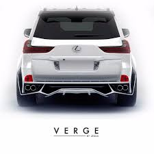 lexus precios miami lexus lx570 body kit verge soon will begin selling on behance