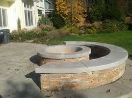 Custom Fire Pit by Updated Picture Of A Custom Fire Pit Steven W Johnson