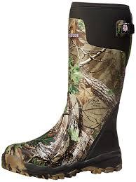 womens camo rubber boots canada amazon com lacrosse s alphaburly pro 15 realtree apg