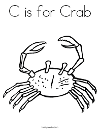 crab coloring pages getcoloringpages com