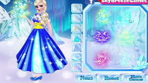 disney sisters frozen dress up makeover game to play free online