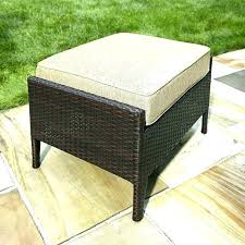 outdoor ottoman cushion replacement ottoman cushions outdoor sophisticated outdoor ottoman replacement