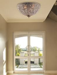 Wall Mount Chandelier Brilliant Flush Mount Hallway Lighting Upgrading A Flush Mount