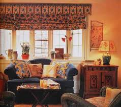 French Country Roman Shades - window treatment ideas valance window and country french