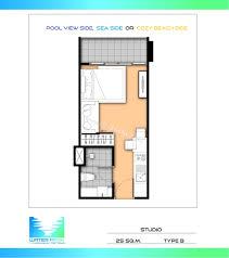 condo layout water park condominium pattaya deals buy resale price