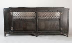 Industrial Accent Table Custom Industrial Media Cabinet Tv Stand Console Table U2026 Flickr