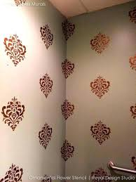 kitchen stencil ideas wall stencil patterns and ideas masters mind