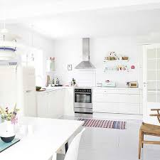 cuisine toute awesome cuisine toute blanche photos design trends 2017