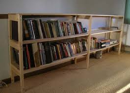 Old Ikea Bookshelves by Convert A Vestby Bed Frame To A Bookcase Ikea Hackers Ikea Hackers